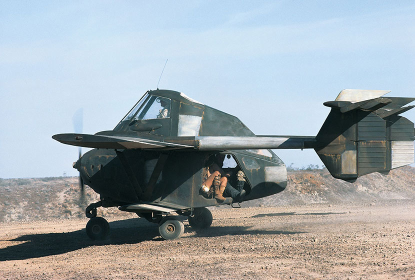 Military version of the Airtruk.