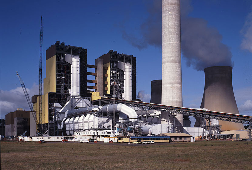 Loy Yang power station, Victoria.