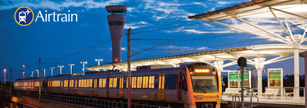 Brisbane Airtrain project